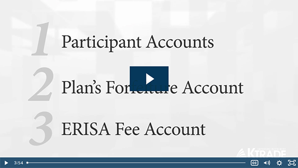 Paying Fees from Plan Assets